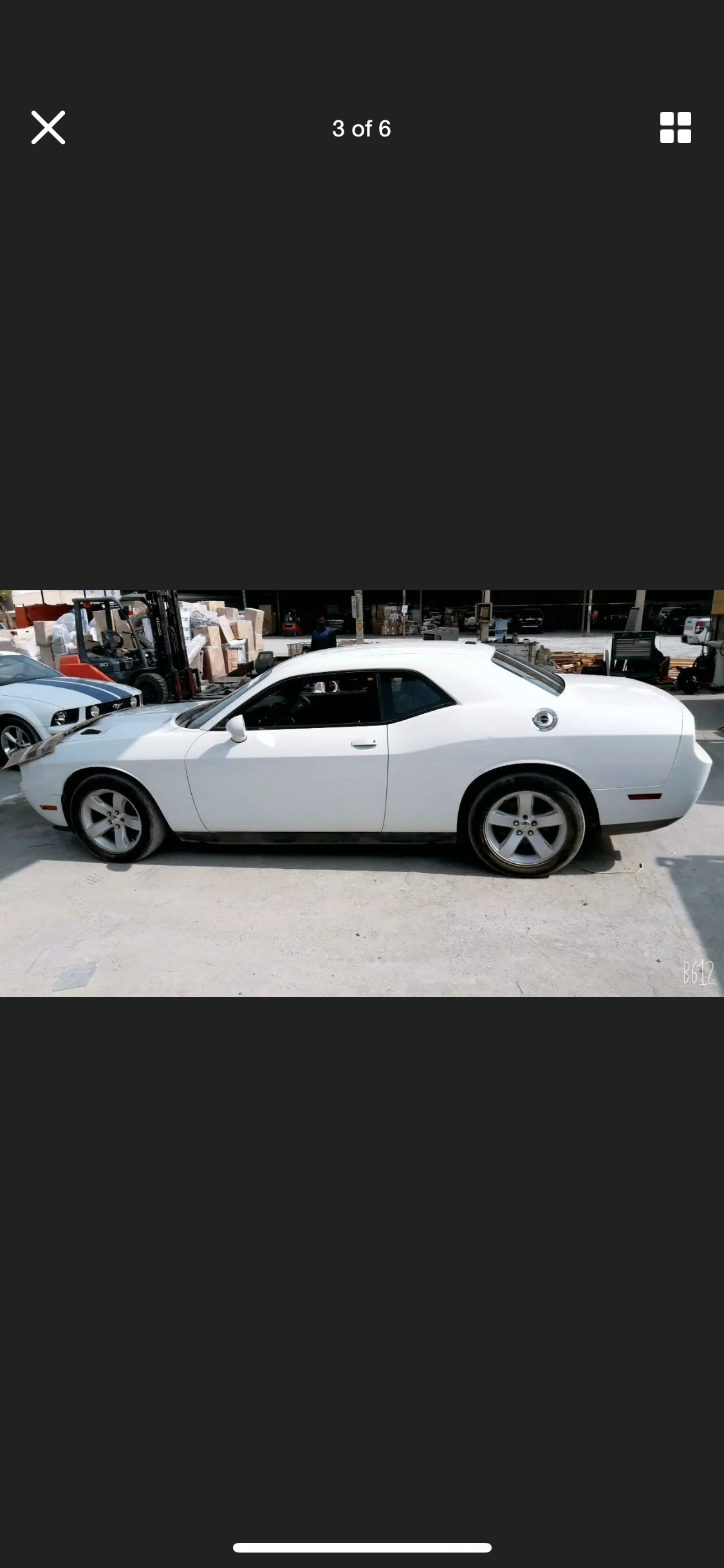 2013 DODGE CHALLENGER 3.6 AUTO NOT HEMI LHD FRESH IMPORT For Sale (picture 3 of 6)