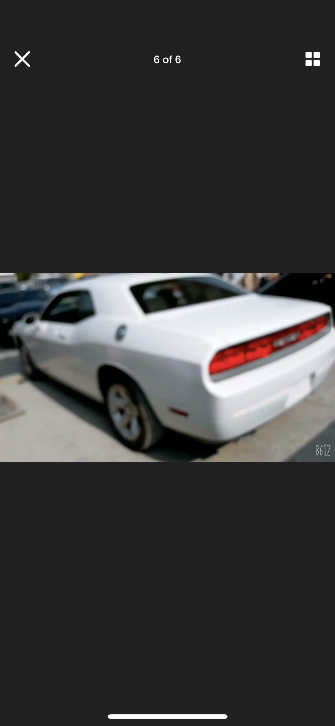 2013 DODGE CHALLENGER 3.6 AUTO NOT HEMI LHD FRESH IMPORT For Sale (picture 6 of 6)