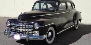 Picture of 1948 Dodge Custom 4 Dr Sedan SOLD by Auction
