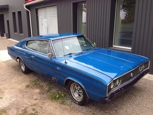 1967 Dodge Charger american muscle car for sale For Sale (picture 1 of 5)