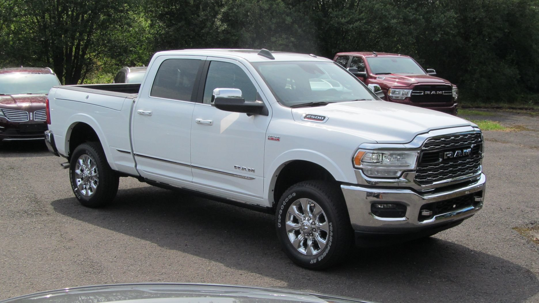 2020 Dodge RAM 2500 6.4L V8 LIMITED 4x4 Crew Cab For Sale (picture 1 of 6)