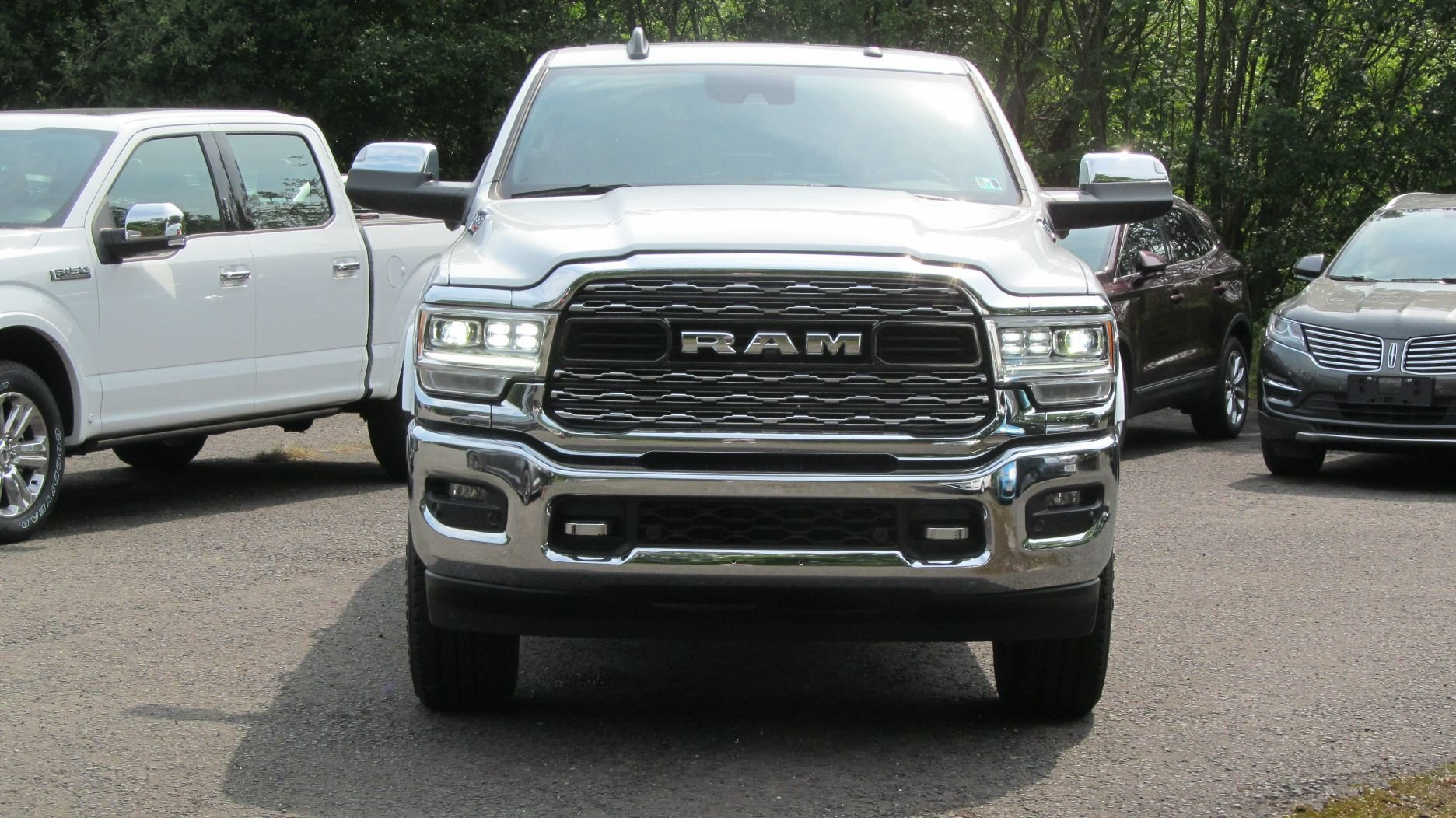 2020 Dodge RAM 2500 6.4L V8 LIMITED 4x4 Crew Cab For Sale (picture 2 of 6)