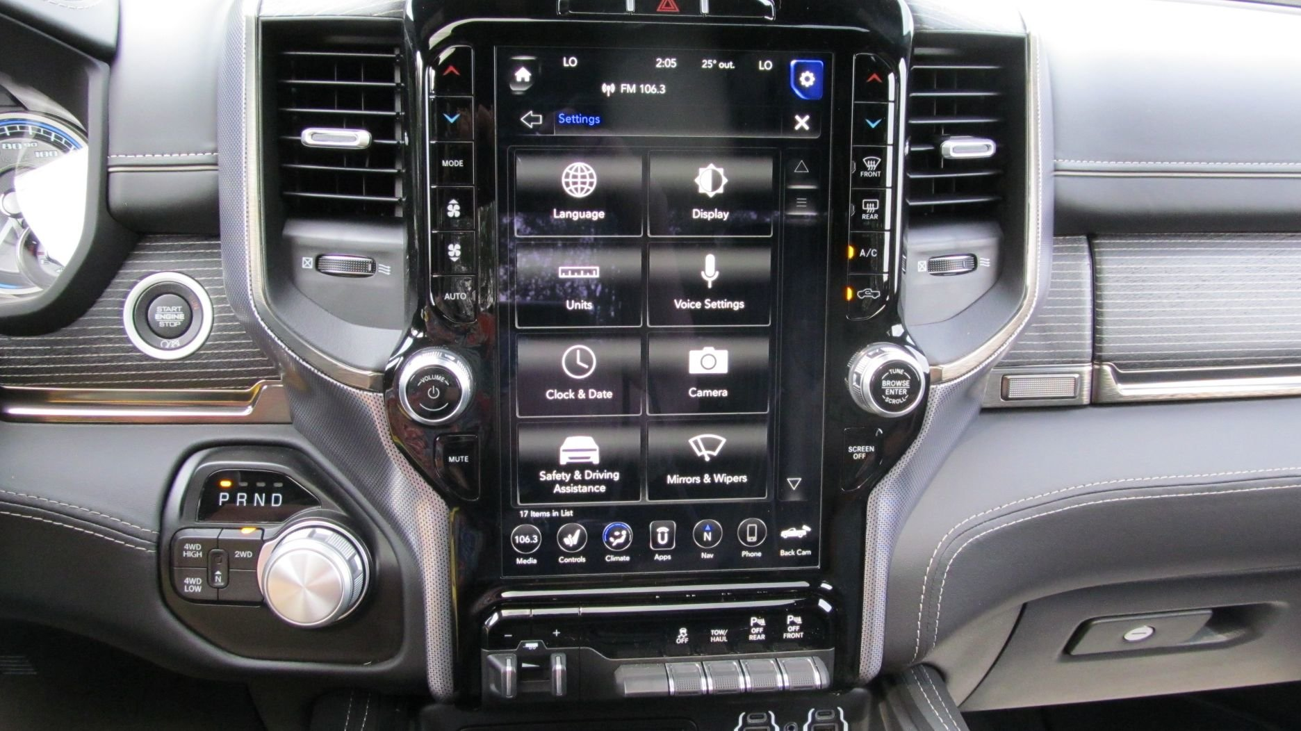 2020 Dodge RAM 2500 6.4L V8 LIMITED 4x4 Crew Cab For Sale (picture 6 of 6)