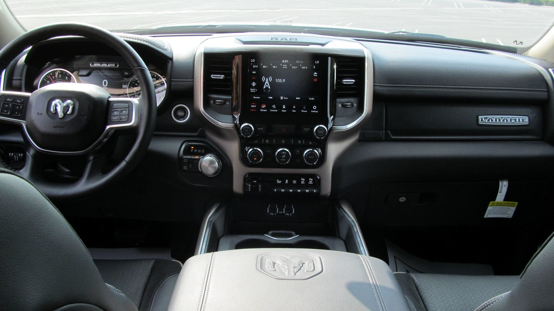 2019 Dodge RAM 2500 HD 6.4L V8 Laramie Crew Cab 4x4 For Sale (picture 4 of 6)