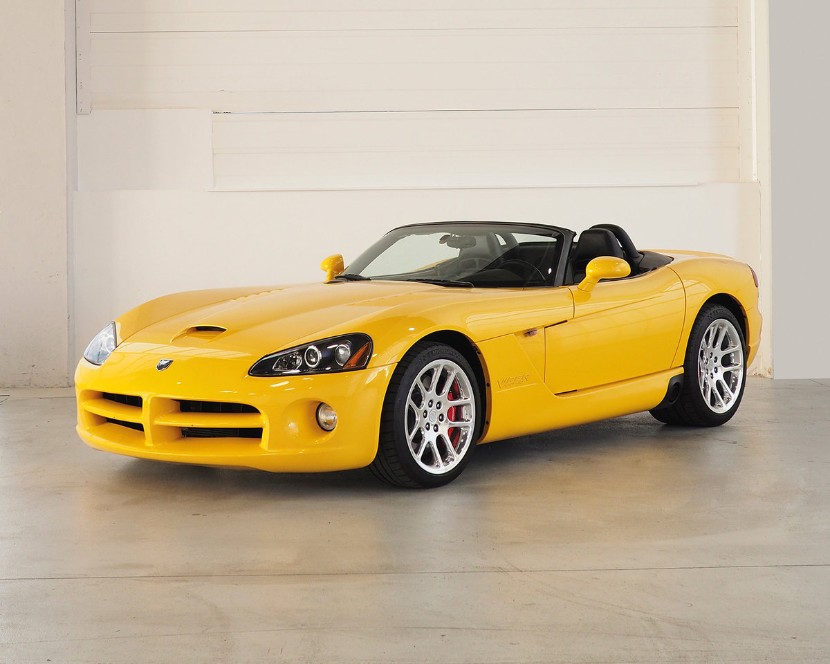 2006 Dodge Viper SRT-10 For Sale by Auction (picture 1 of 6)