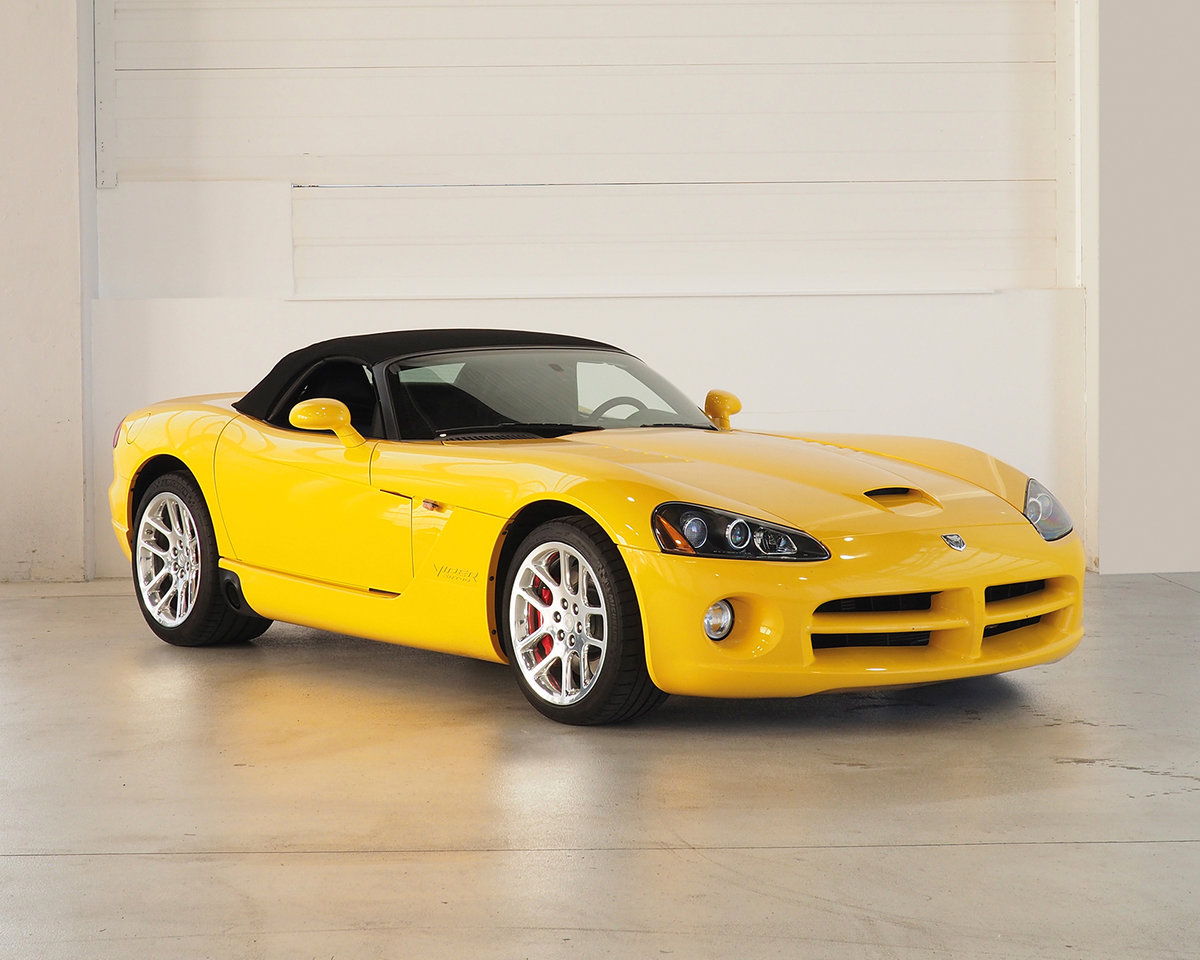 2006 Dodge Viper SRT-10 For Sale by Auction (picture 3 of 6)