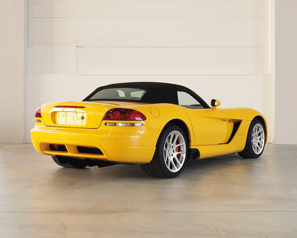2006 Dodge Viper SRT-10 For Sale by Auction (picture 4 of 6)