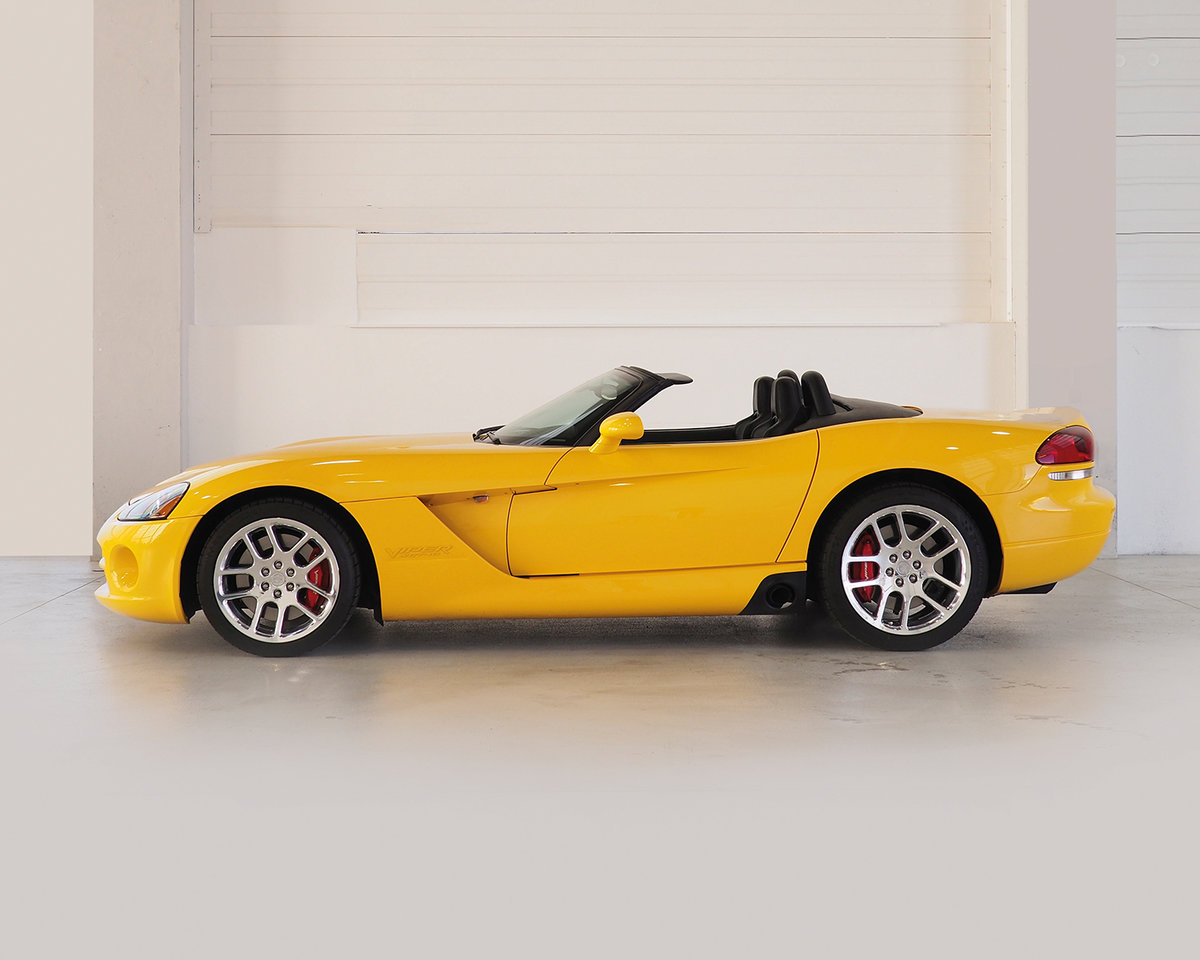 2006 Dodge Viper SRT-10 For Sale by Auction (picture 5 of 6)