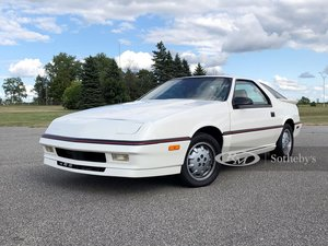 1987 Dodge Daytona Shelby Z