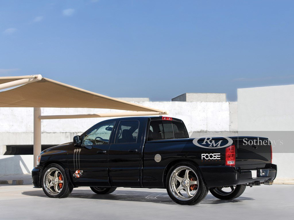 2006 Dodge Ram SRT-10 Custom by Foose For Sale by Auction (picture 2 of 6)