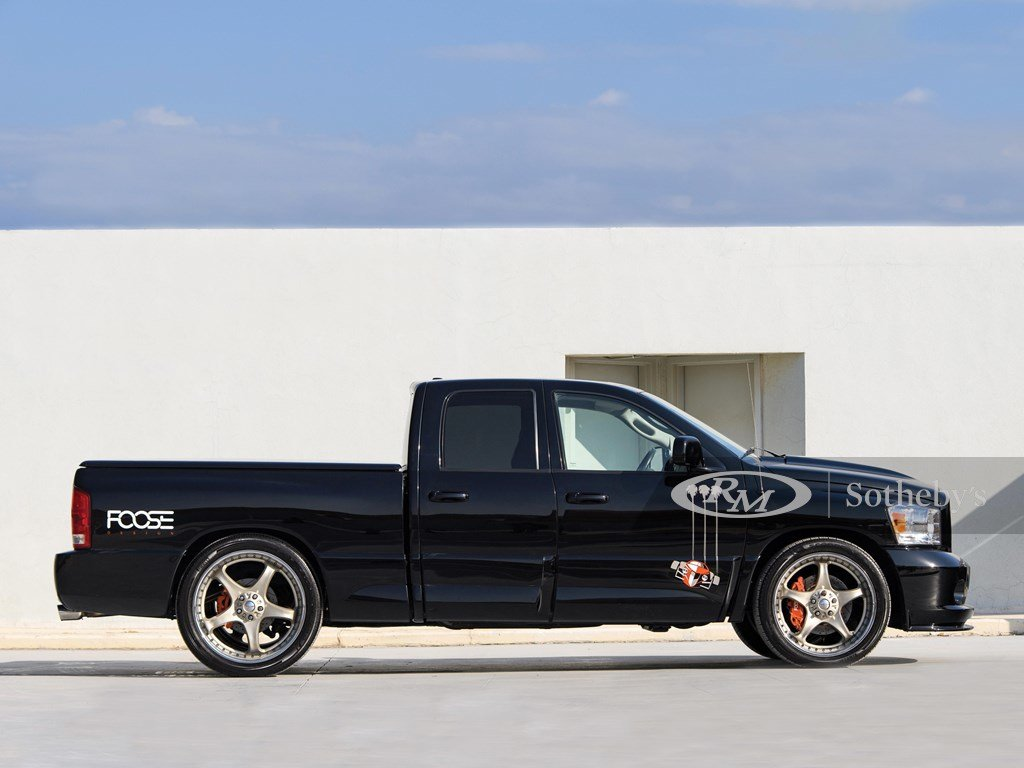 2006 Dodge Ram SRT-10 Custom by Foose For Sale by Auction (picture 5 of 6)