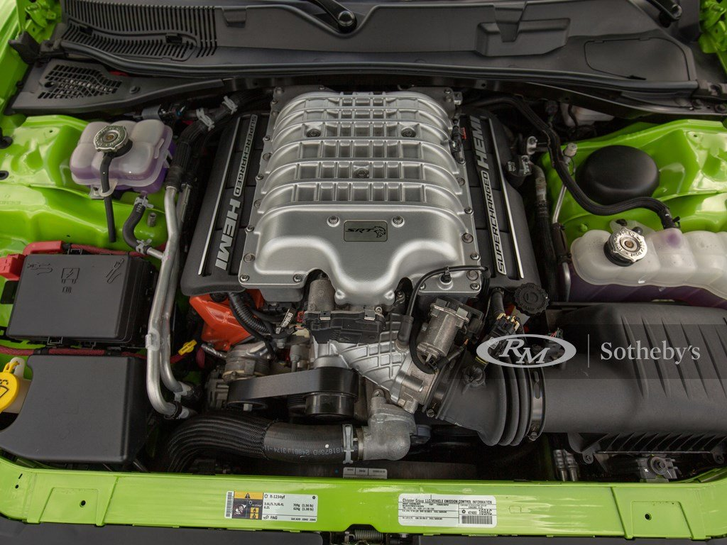 2015 Dodge Challenger SRT Hellcat  For Sale by Auction (picture 3 of 6)