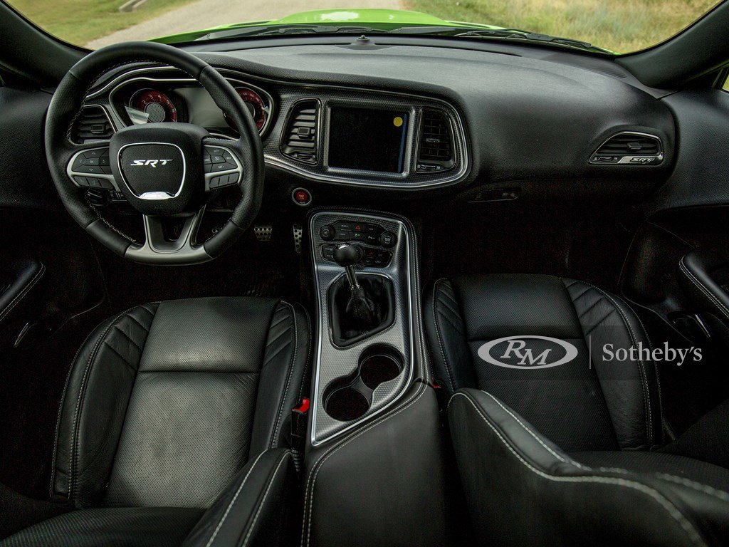 2015 Dodge Challenger SRT Hellcat  For Sale by Auction (picture 4 of 6)