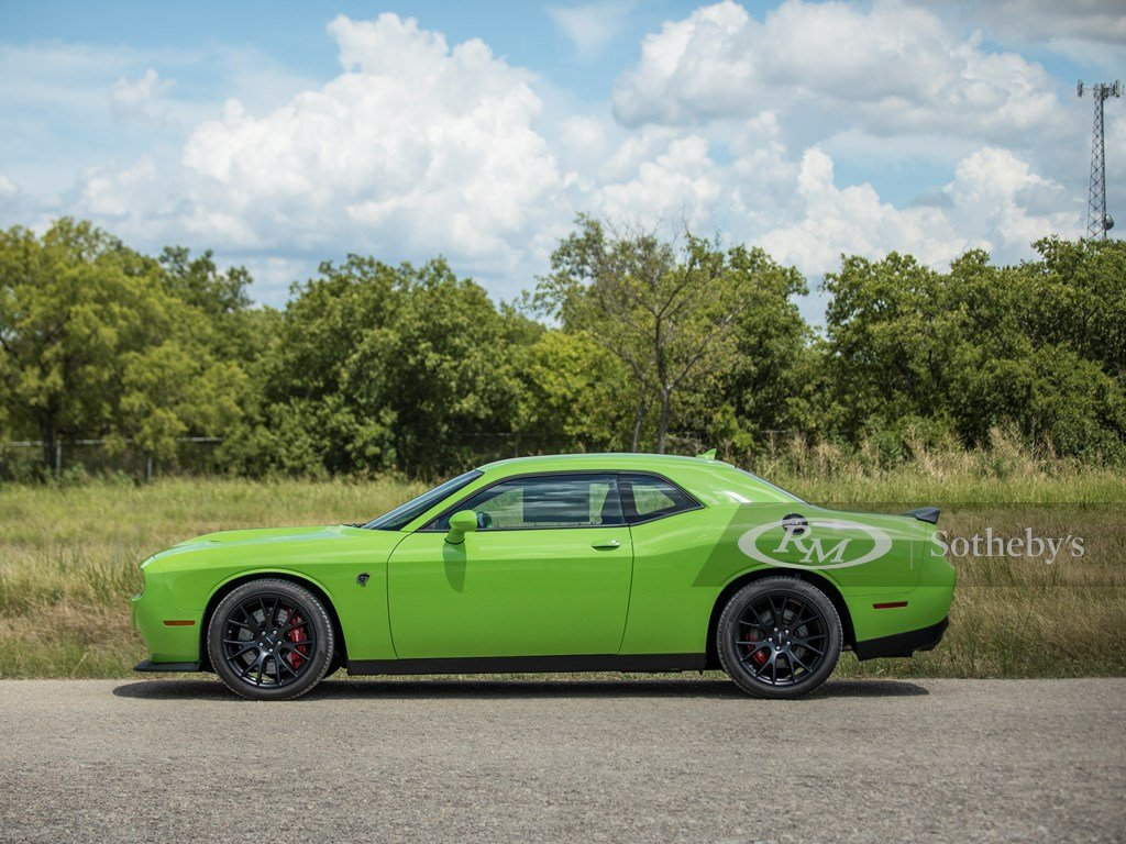 2015 Dodge Challenger SRT Hellcat  For Sale by Auction (picture 5 of 6)