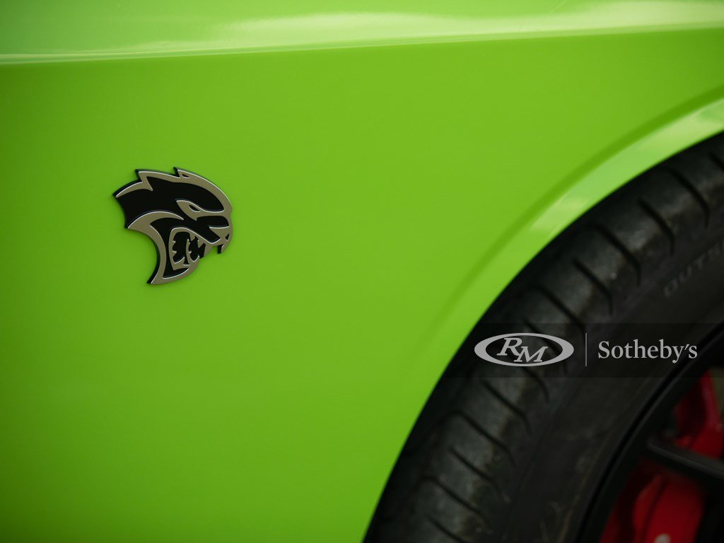 2015 Dodge Challenger SRT Hellcat  For Sale by Auction (picture 6 of 6)