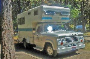 1999 Dodge Custom Camper