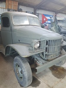Dodge half ton pick up