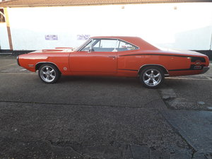 Dodge super bee big block 4 speed