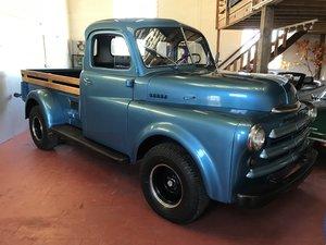 1950 Dodge Stepside Truck B2C For Sale