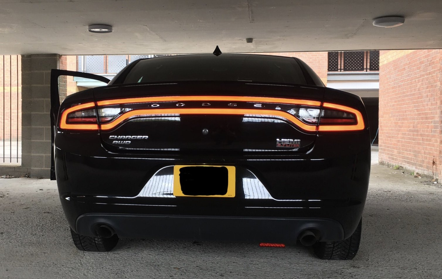 2015 Dodge Charger 5.7 v8 Hemi AWD For Sale (picture 4 of 6)