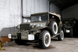 Circa 1942 Dodge WC-57 Command Car No reserve