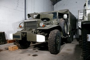 1943 Dodge WC63 6X6 No reserve For Sale by Auction