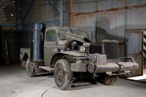 Circa 1942 Dodge WC54 Plateau gazogène No reserve