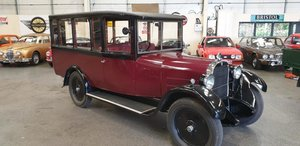 **OCTOBER ENTRY** 1926 Dodge Brothers Bus
