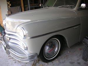 1950 Dodge Wayfarer 2dr Sedan