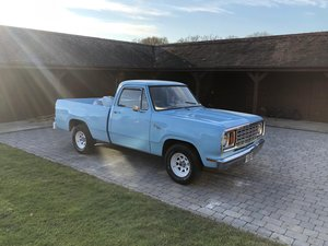 Picture of 1977 Dodge D100 - Pickup
