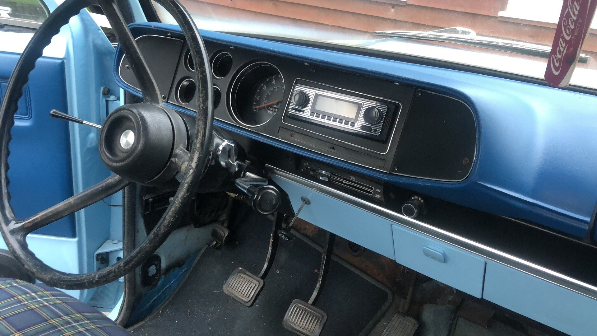 1977 Dodge D100 - Pickup For Sale (picture 4 of 6)