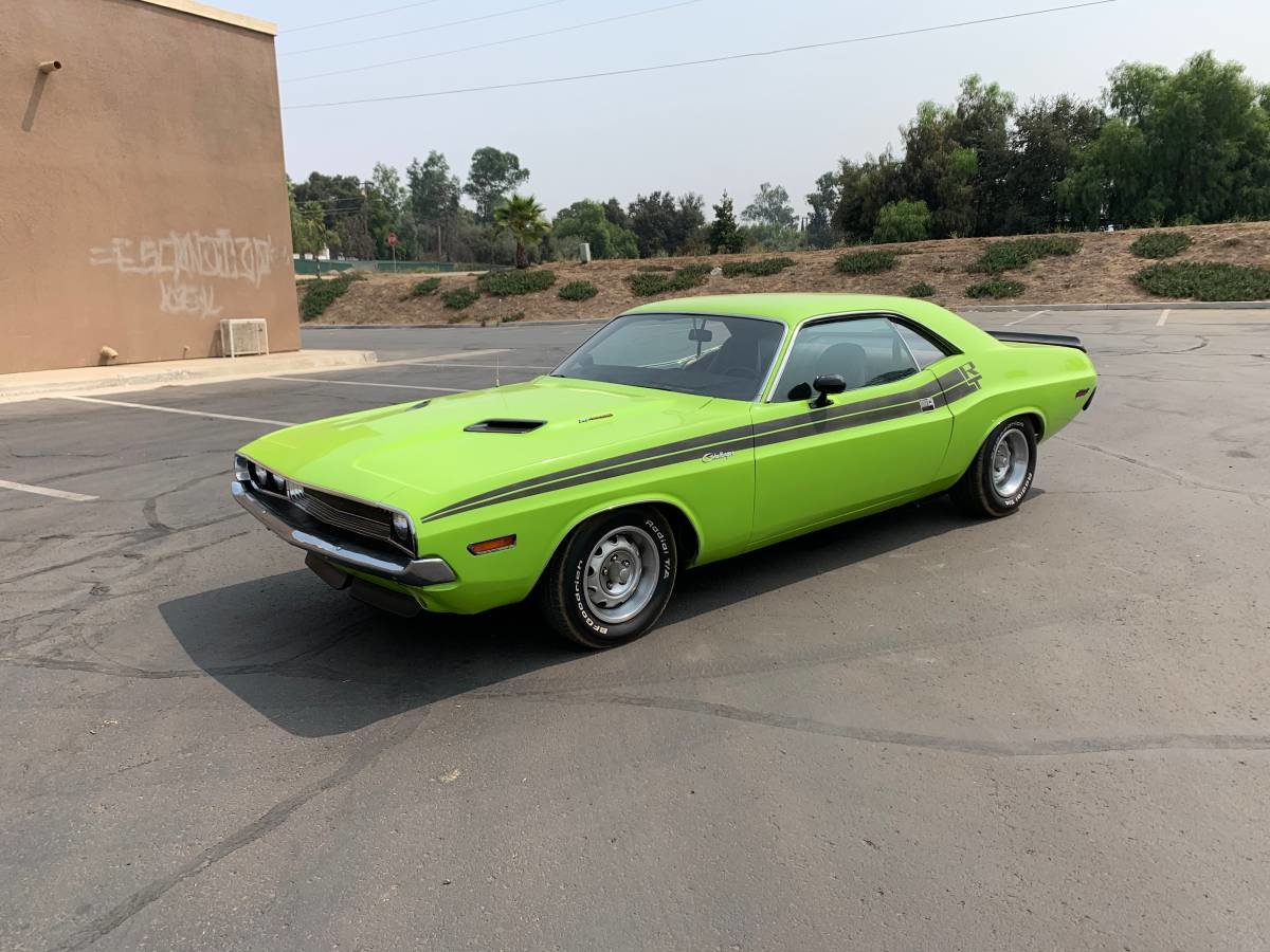 1970 Dodge Challenger  For Sale (picture 2 of 6)