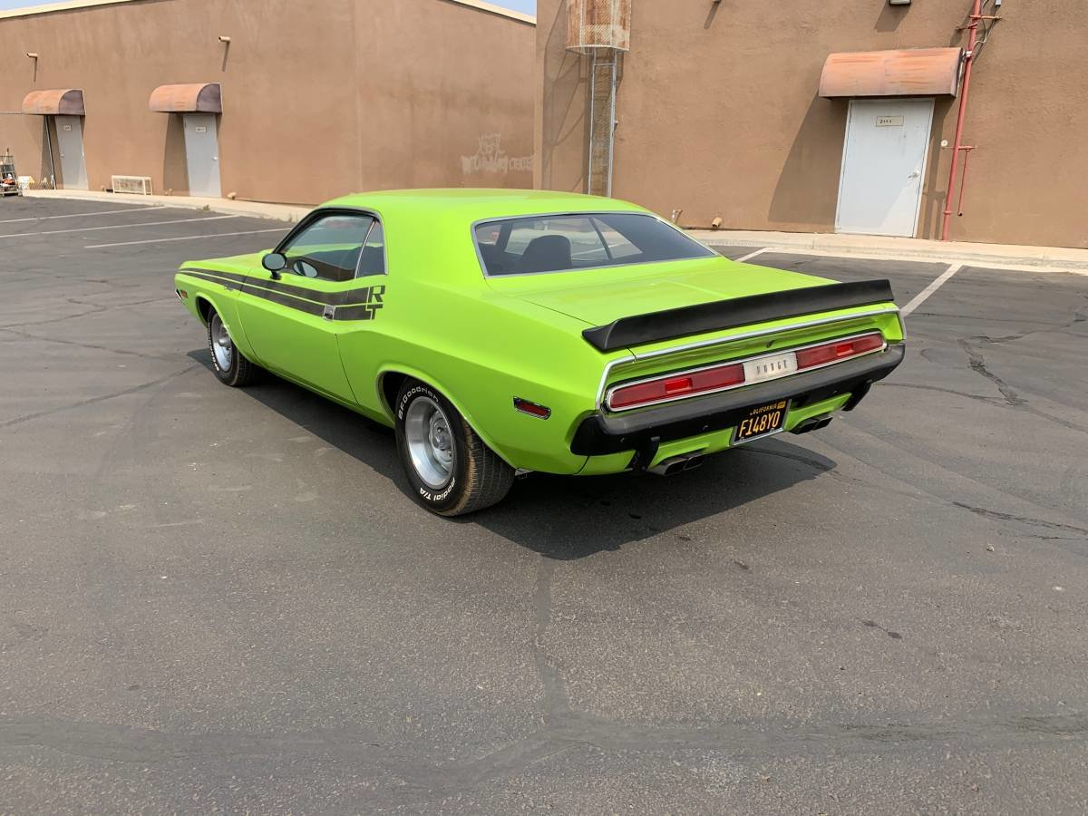 1970 Dodge Challenger  For Sale (picture 3 of 6)