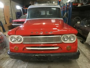 Picture of 1963 Dodge Panel Truck Not Chevy or Ford