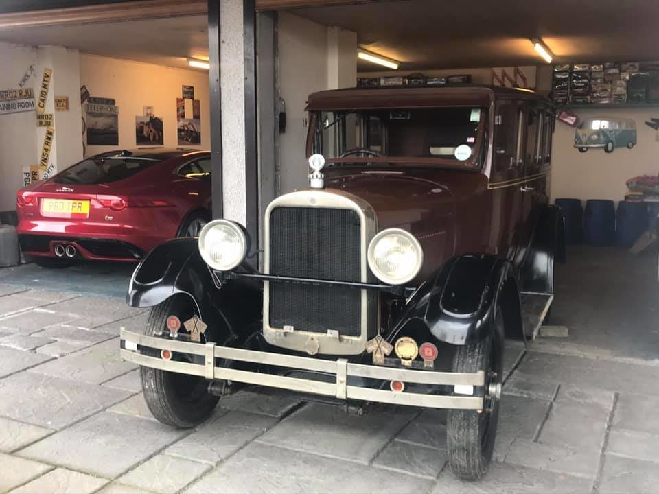 1927 DODGE BROTHERS 4 Door Sedan For Sale (picture 1 of 6)