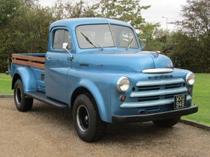 Picture of 1950 Dodge B1800  For Sale by Auction
