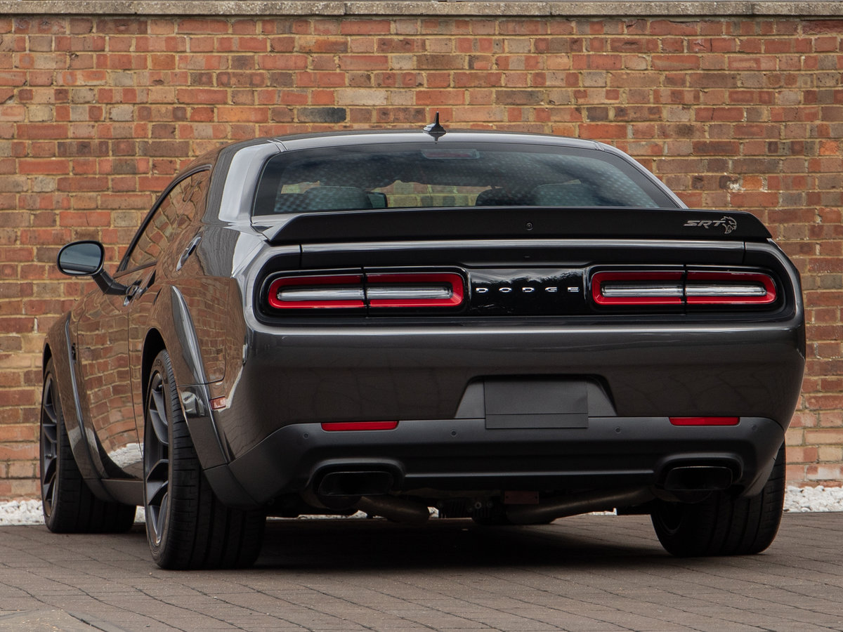 2020 Dodge Challenger Hellcat Redeye Widebody For Sale (picture 3 of 6)