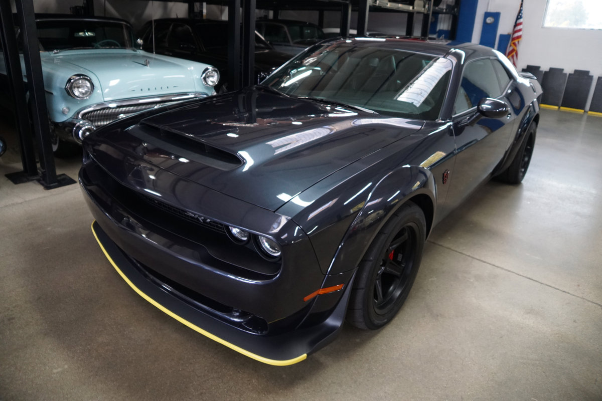 2018 Dodge Challenger SRT 840HP V8 Demon For Sale (picture 1 of 6)