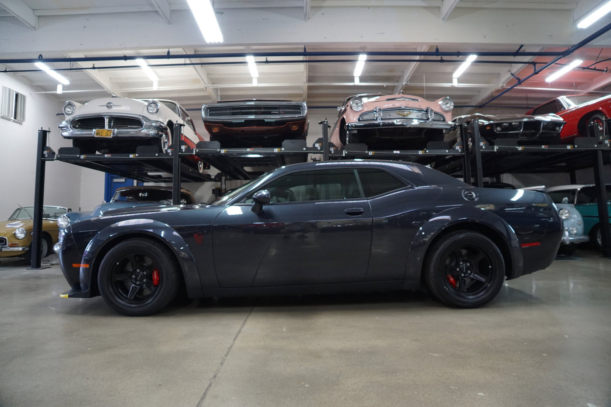 2018 Dodge Challenger SRT 840HP V8 Demon For Sale (picture 2 of 6)
