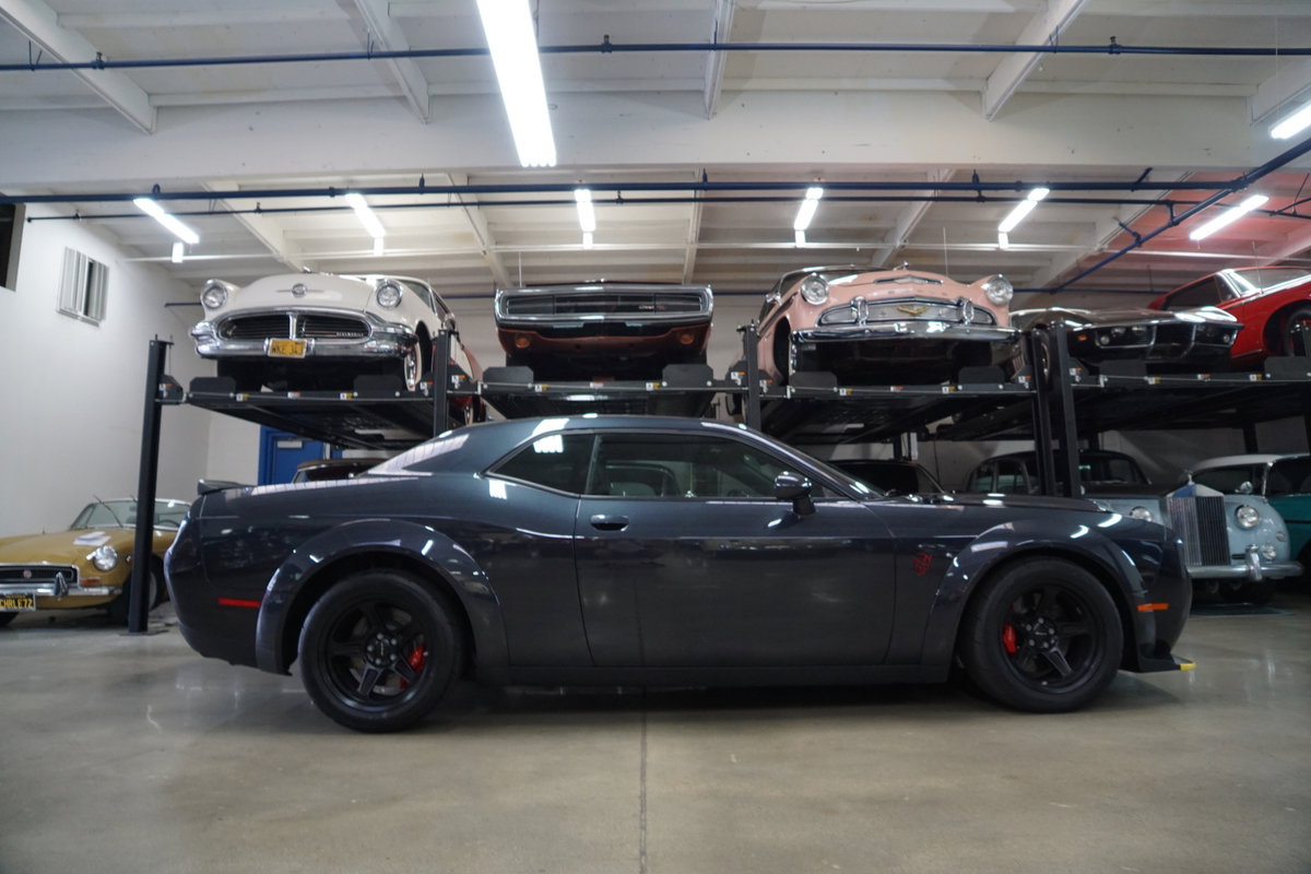 2018 Dodge Challenger SRT 840HP V8 Demon For Sale (picture 3 of 6)