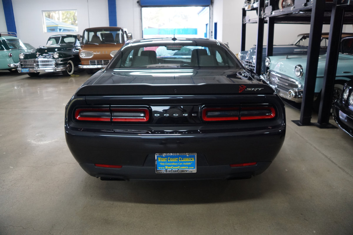2018 Dodge Challenger SRT 840HP V8 Demon For Sale (picture 4 of 6)