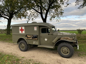Picture of 1943 Dodge WC54, Dodge Ambulance , WW2 Dodge SOLD