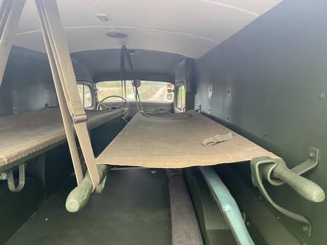 1943 Dodge WC54, Dodge Ambulance , WW2 Dodge SOLD (picture 5 of 6)