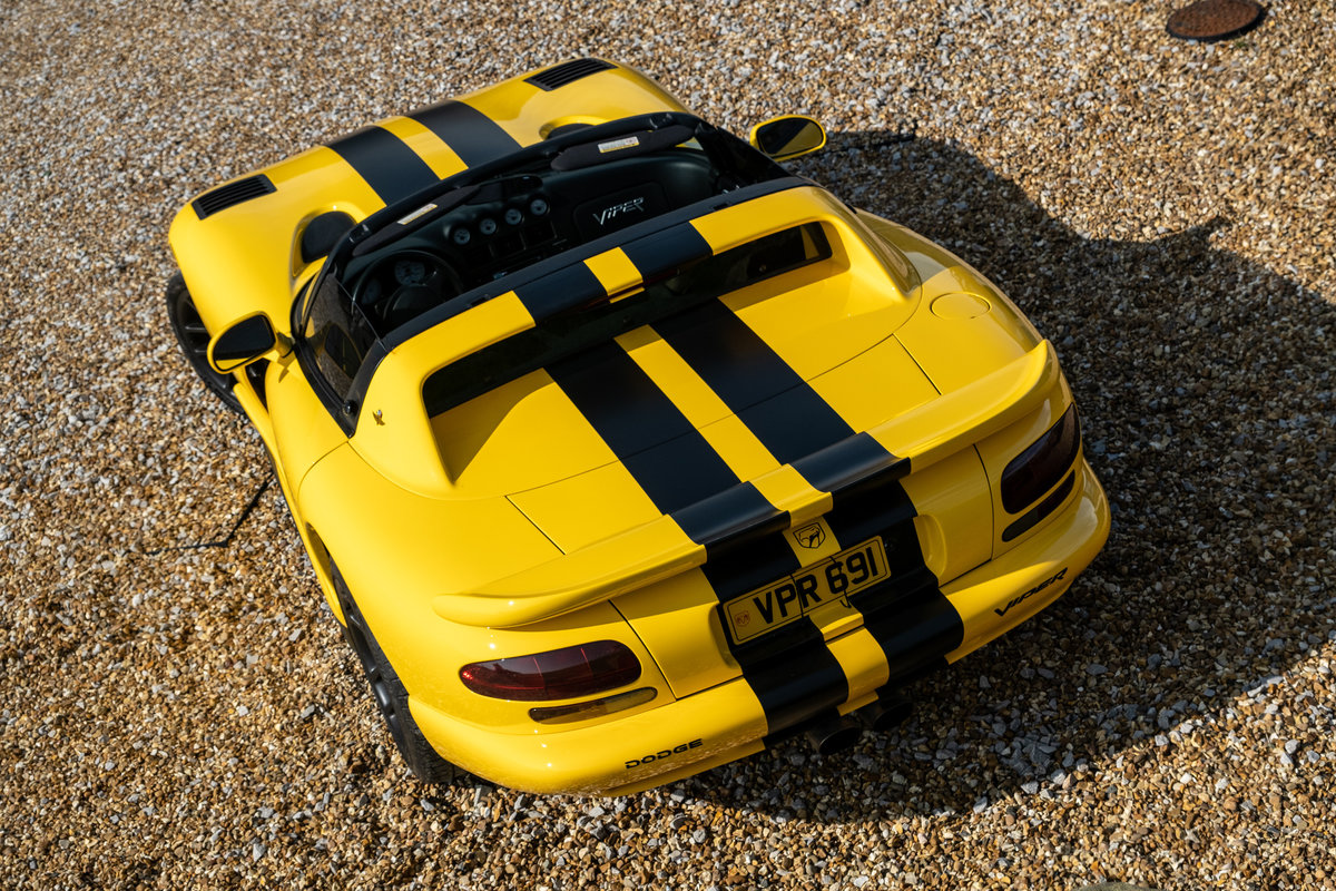2002 DODGE VIPER RT/10 SUPERCHARGED 742 HP For Sale (picture 2 of 6)