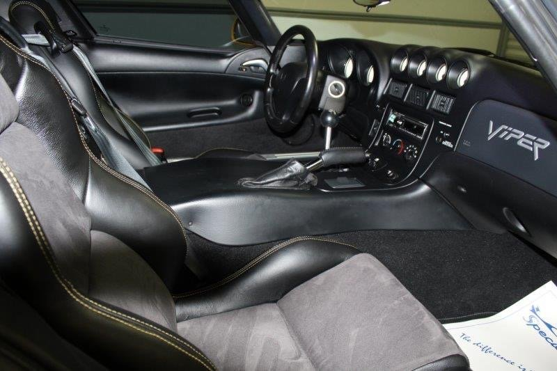 2002 DODGE VIPER RT/10 SUPERCHARGED 742 HP For Sale (picture 5 of 6)