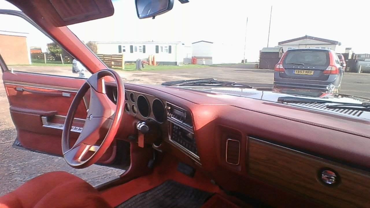 1988 Dodge diplomat se 5.2 v8 £3,200 ono SOLD (picture 4 of 6)
