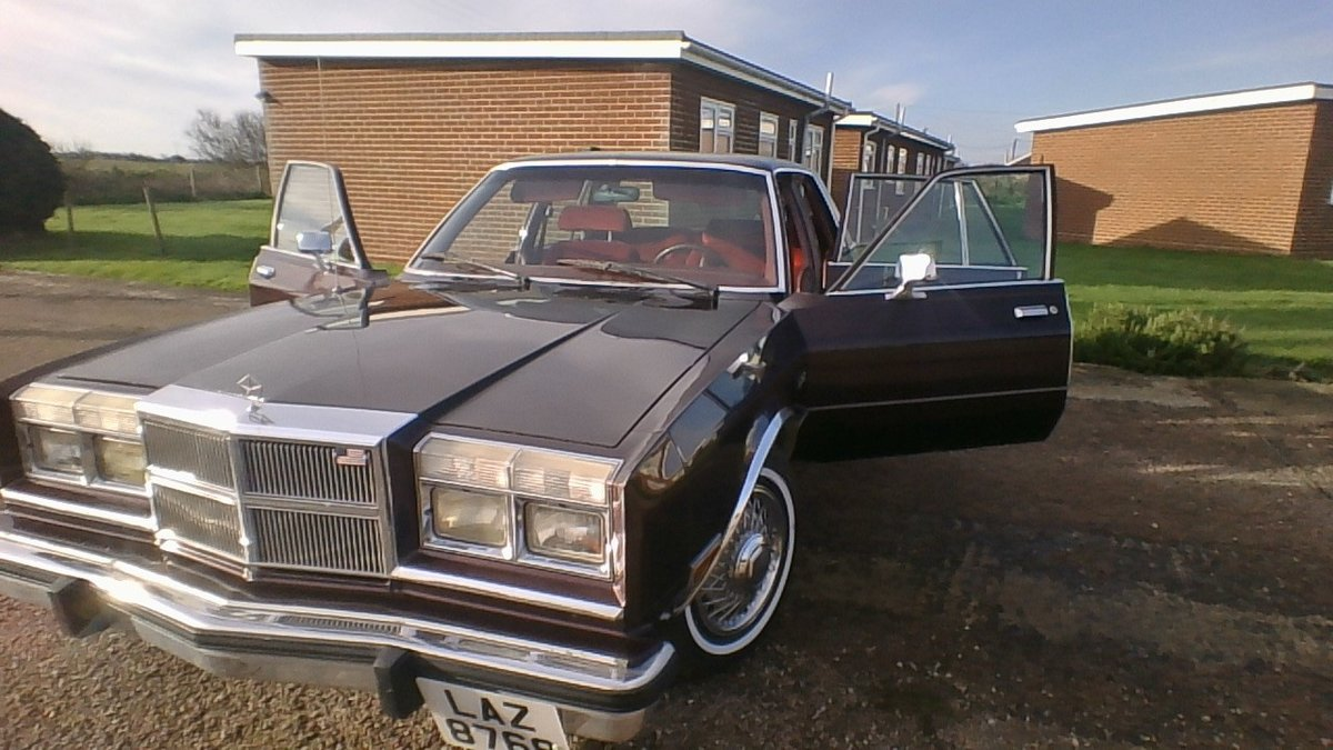 1988 Dodge diplomat se 5.2 v8 £3,200 ono SOLD (picture 5 of 6)