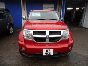 Picture of DODGE DIESEL 2.8cc AUTO NITROL 4X4 SUPER LOOKER 2007 PRI REG