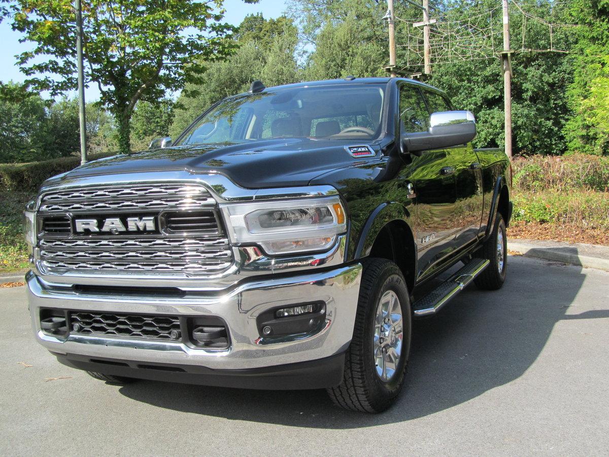 2020 Dodge Ram 2500 Laramie 6.7L Diesel 4x4 For Sale (picture 2 of 12)