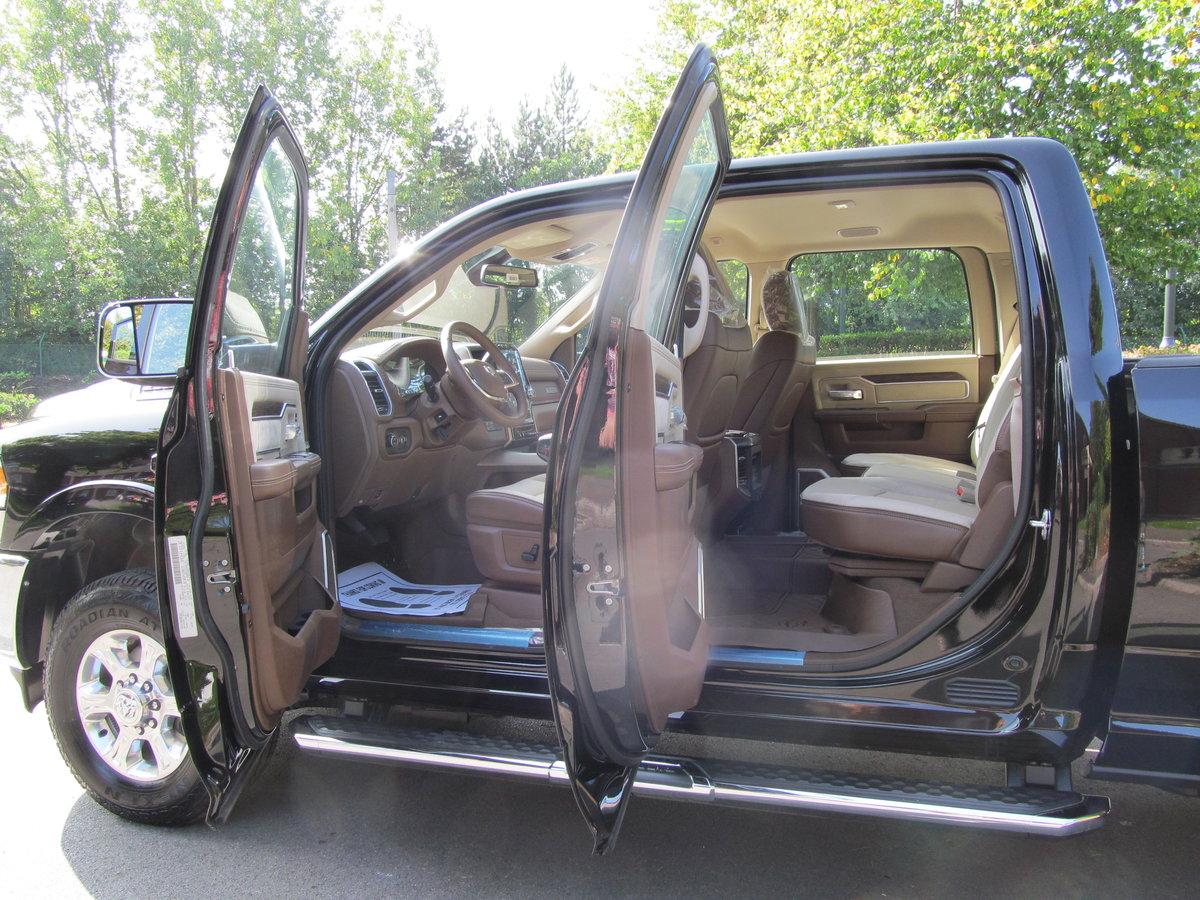 2020 Dodge Ram 2500 Laramie 6.7L Diesel 4x4 For Sale (picture 4 of 12)